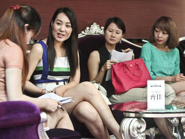 富裕 層 中国