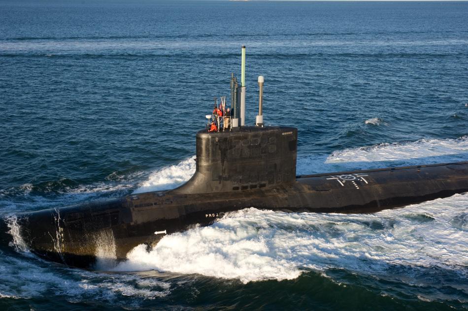 バージニア級原子力潜水艦の画像 p1_7