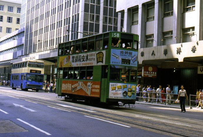 貴重な古写真 1982年の香港(写真集)_中国網_日本語