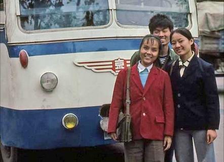 古写真で1983年の中国を振り返る 清純な笑顔_中国網_日本語