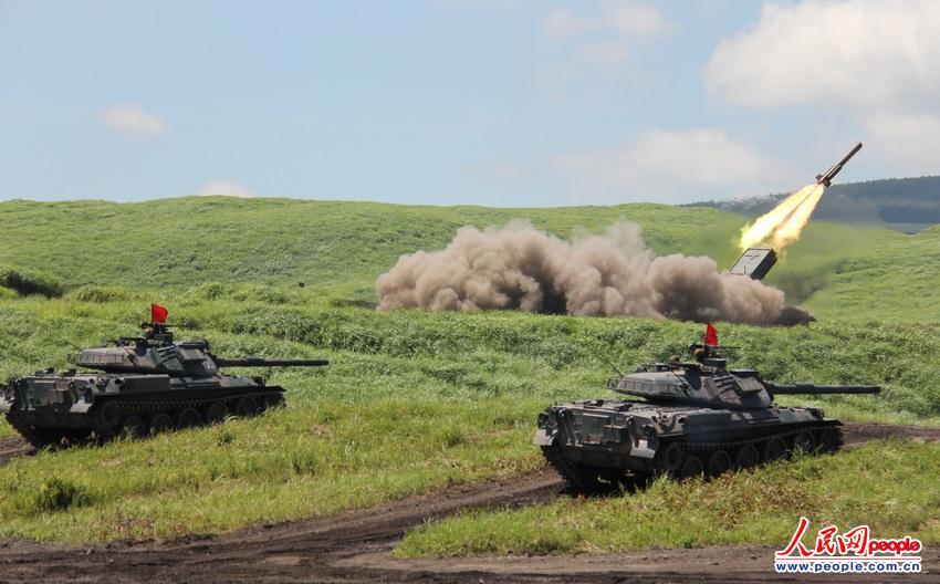 写真集:日本陸上自衛隊の「島嶼...