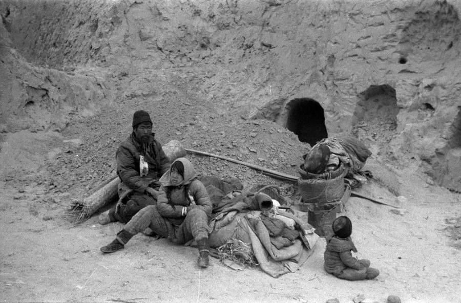 1942年の中国は「飢餓」という言葉で描かれる時代だった。現在、中国で... 1942年、飢餓の