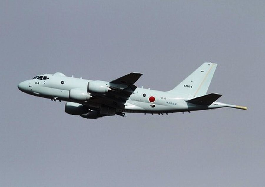 日本 80機の新型対潜哨戒機P-1量産を公言コメント