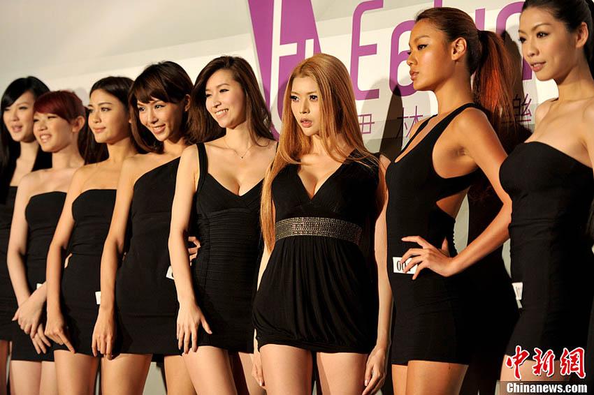 アジアの芸能プロ、台北でオーディション 日本人の姿も   アジアの芸能プロ、台北でオーディション