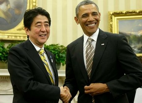 米誌:オバマ氏の「アジア中心外交...