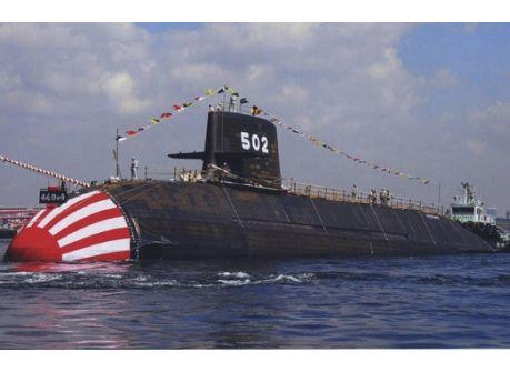 釣魚島 日本が潜水艦6隻追加で「海の忍者」育成