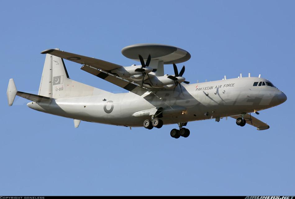 パキスタン空軍 中国製軍用機「...