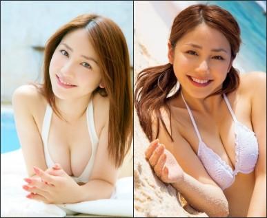 蝶のようなきれいな日本歌手の吉川友、ビギニ姿の写真集を公開!