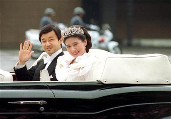 世界5大皇室 激動の歴史 日本の皇太子徳仁親王殿下は1986年、とあるコンサートで現皇太子妃の小