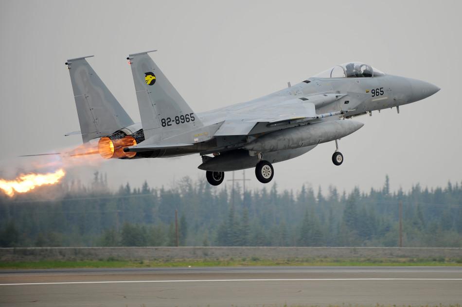 米空軍合同演習 日韓が初めて同時参加コメント