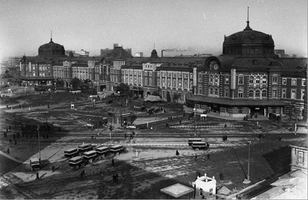 東京駅の1920年代から現在までの様子 中国網 日本語