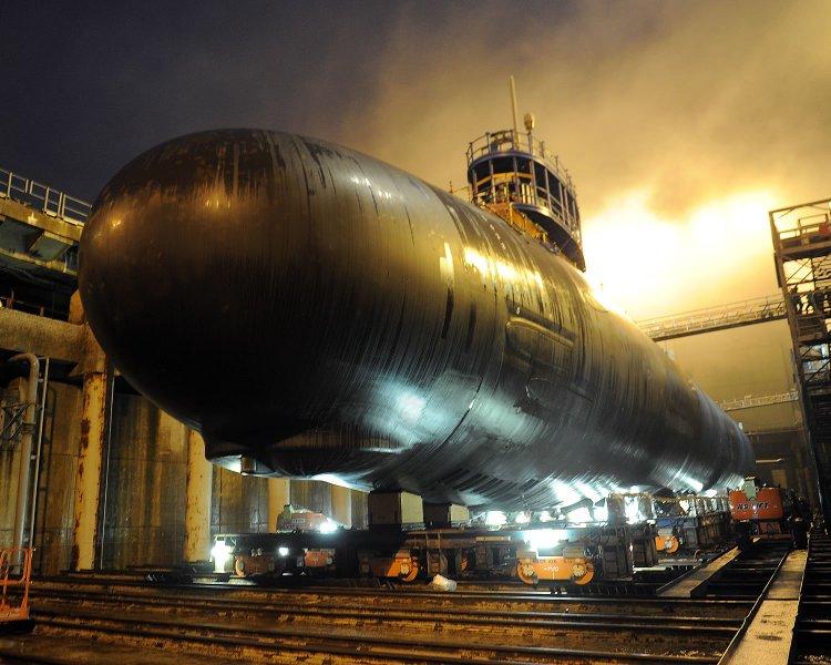 バージニア級原子力潜水艦の画像 p1_6