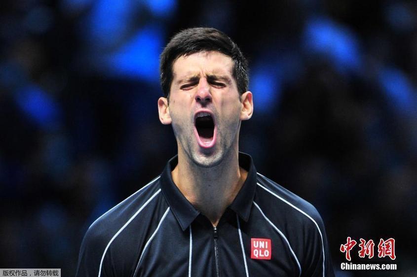 11月11日、テニスのATPワールドツアー・フ... 11月11日、テニスのATPワールドツアー