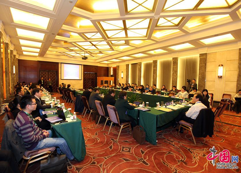 「中国の夢と平和的発展」円卓会議、上海で開催
