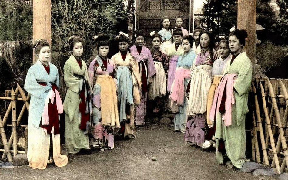 19世紀の「遊女輸出」、日本の重要...
