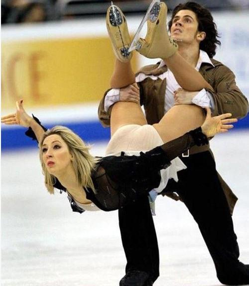 冬季五輪フィギュアスケートの気まずい瞬間_中国網_日本語
