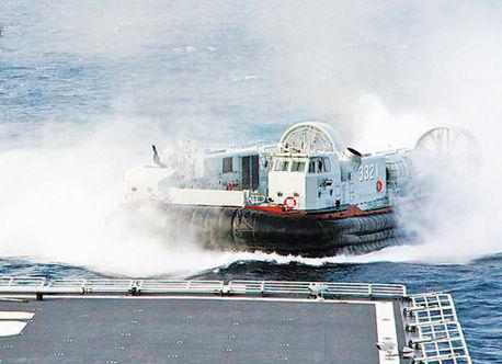 中国海軍、新年度初の遠洋訓練を完了