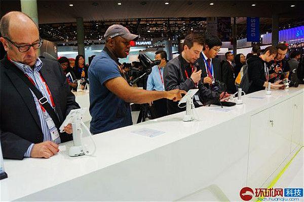 MWC2014が開幕、来場者が中国企業に注目