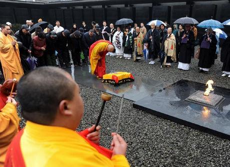 立法の形で記念日制定 中華民族が成熟に向かう