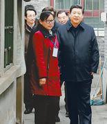 習近平総書記「北京を世界一流の調和ある住みやすい都市に」