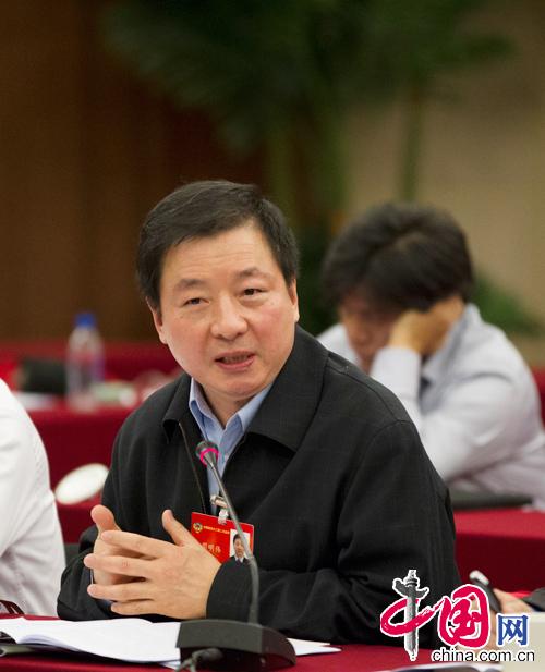 中国人民政治協商会議第12期全国委員会第2回会議 4日にグループ会議を実施コメント