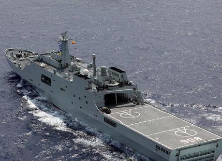 中国海軍艦隊、マレーシア不明機の捜索を継続