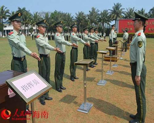海南武装警察、多くの対策でボアオ・アジア・ホーラムの安全を保障