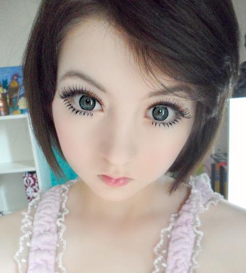 大人気のイギリスの白皮症の女の子 最新写真が公開_中国網_日本語