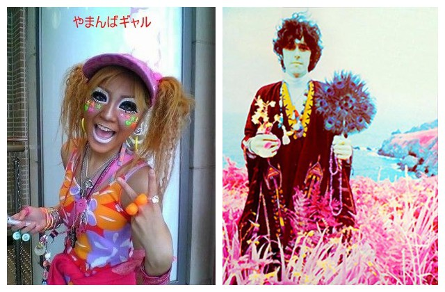 日本でレトロファッションが再流行 80年代後半から2000年に流行したもの