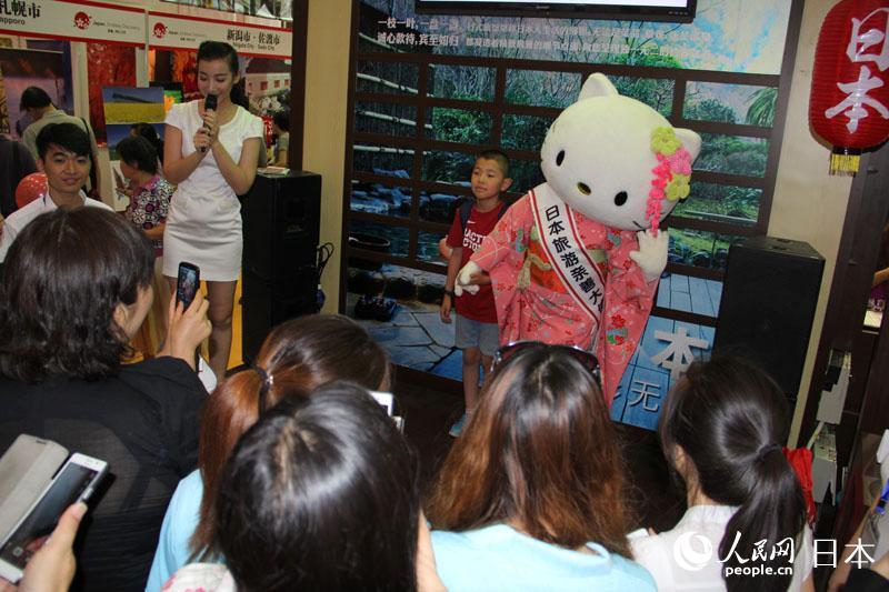 日本国家旅游局挖掘以Hello Kitty为代表的文化力量,为旅游推介加分