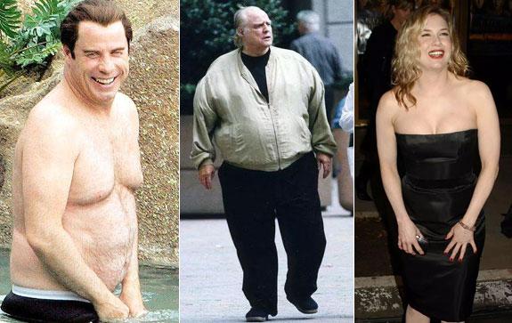 太った 比較