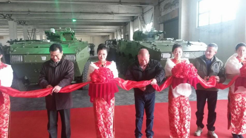 中国最強の05式水陸両用戦車、ベネズエラに輸出コメント
