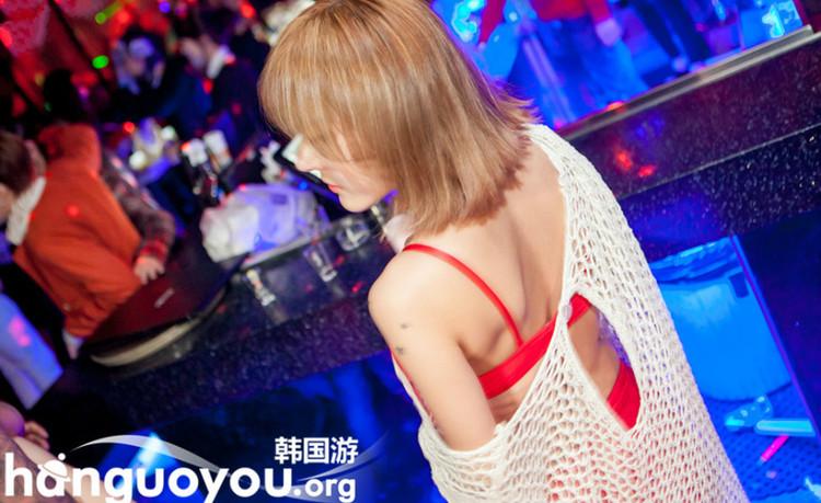 クラブ 韓国 ナイト