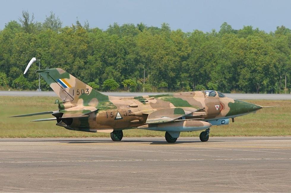 ミャンマー空軍の主力 多くが中...