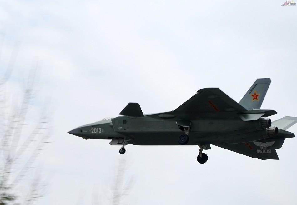J 20 (戦闘機)の画像 p1_34