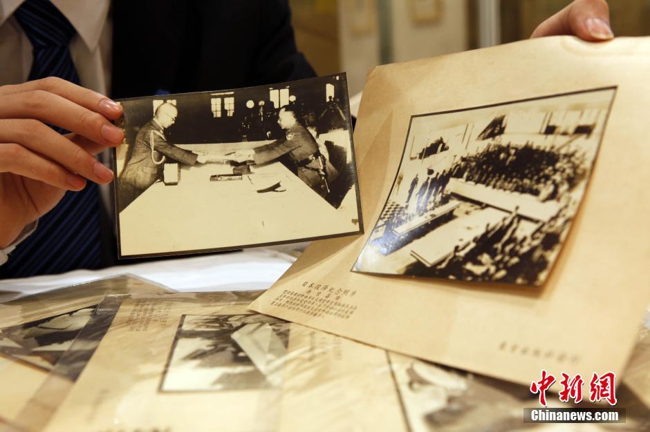 中国の民間コレクター、抗日戦争の資料収集に意欲的
