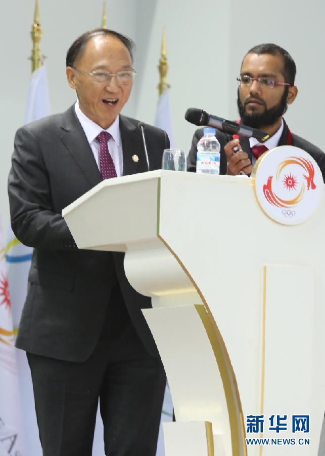 杭州 2022年アジア大会の開催地に決定コメント