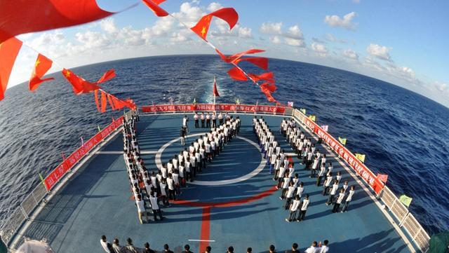 遠望型衛星追跡艦「遠望6号」、国慶節の連休中に出港