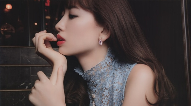 AKB48小嶋陽菜の最新写真 魅力的な顔立ち