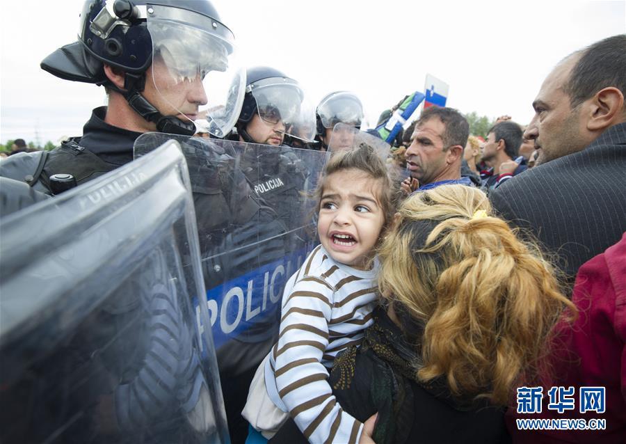 2015年欧州難民危機 世界の負担にコメント