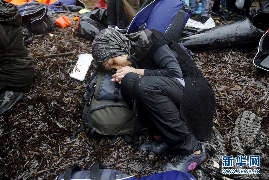 2015年欧州難民危機 世界の負担...