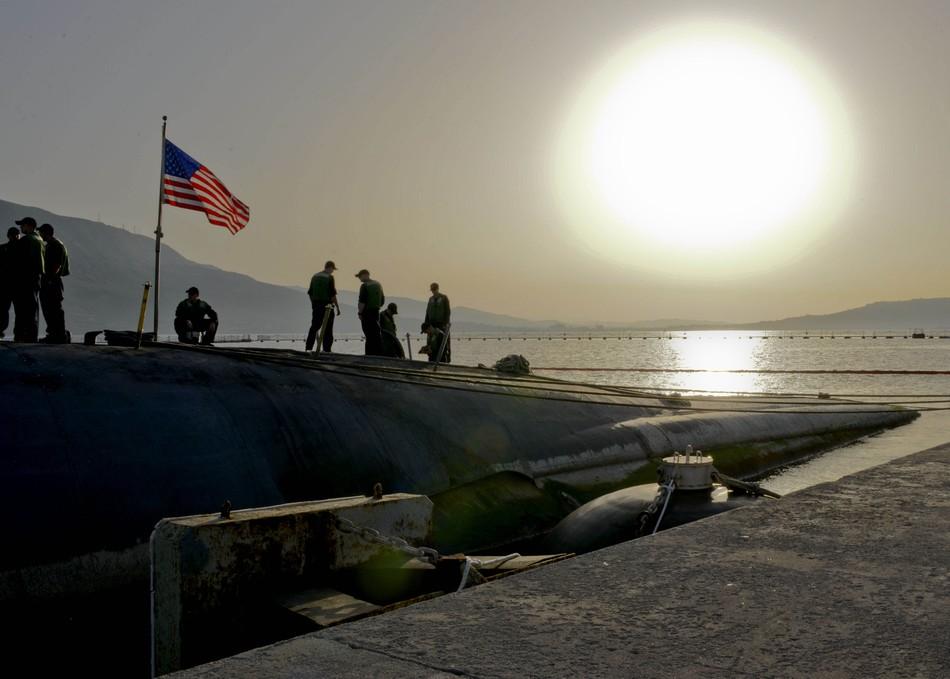 オハイオ級原子力潜水艦の画像 p1_24