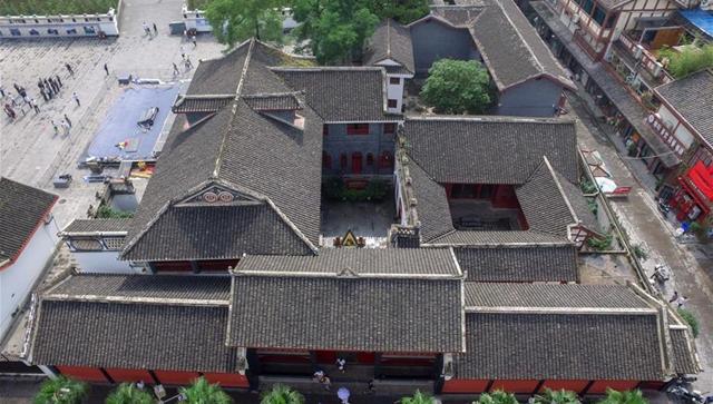 貴州省の遵義会議記念館を訪問