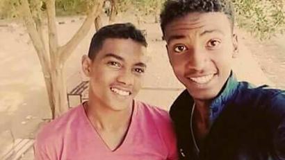 スーダンの大學受験生モハメドさん:醫學を學んで人を救いたい