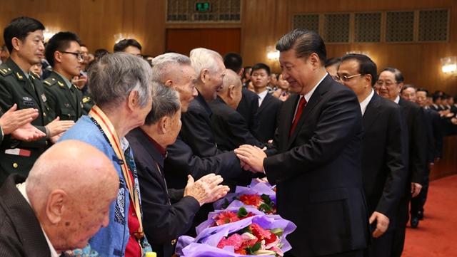 紅軍長征勝利80周年記念公演が北京で開催