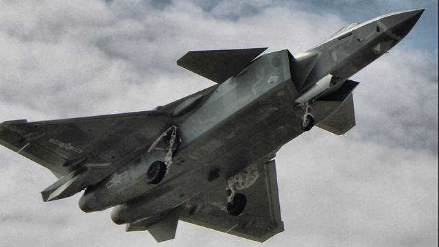 量産型J-20戦闘機、2号機が登場か