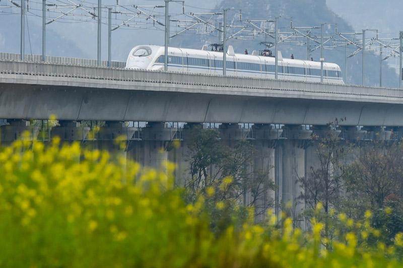 滬昆高速鉄道、貴州西区間まもなく開通コメント