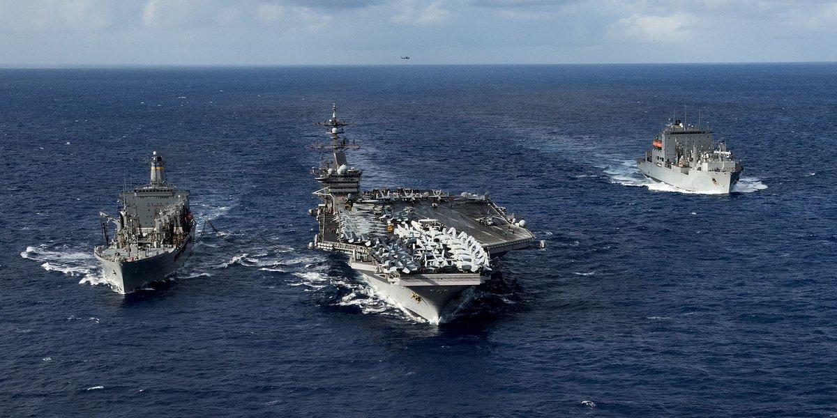 米空母はいかなる口実で南中国海に再進入しようとしているか ...