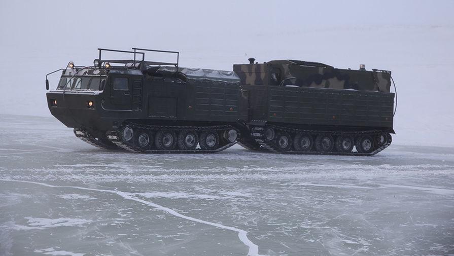 ロシア軍、北極圏で武器装備の試験を開始コメント