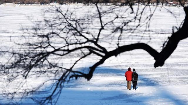「氷の城」ハルビン、観光客を魅了